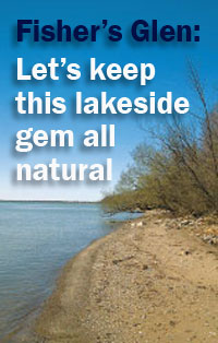 Support our Fisher Glen Reserve Campaign